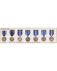 Medaglia Missioni Nato