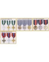 Medaglie Carabinieri