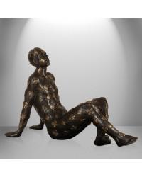 """Scultura in bronzo """"DESTINO"""""""