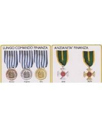 Medaglie Guardia di Finanza