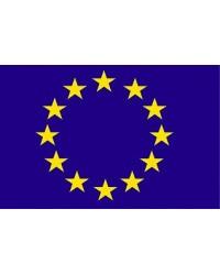 Bandiera Europa poly 90x140