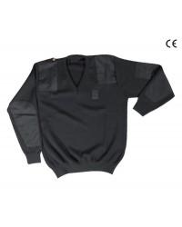 Maglione operativo nero